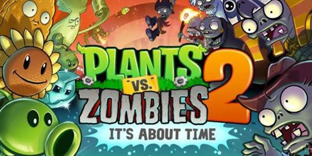 PlantsvsZombies2MODAPK Plants vs Zombies 2 MOD APK [Free Shopping] v4.5.2 +DATA Apps