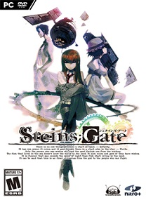 Download Steins Gate PC Game Gratis Full Version
