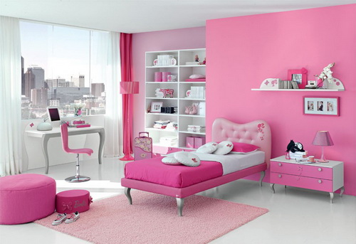 Some Unique Painting Ideas For Teenage Girls Rooms To Have ... on Best Rooms For Girls  id=26336
