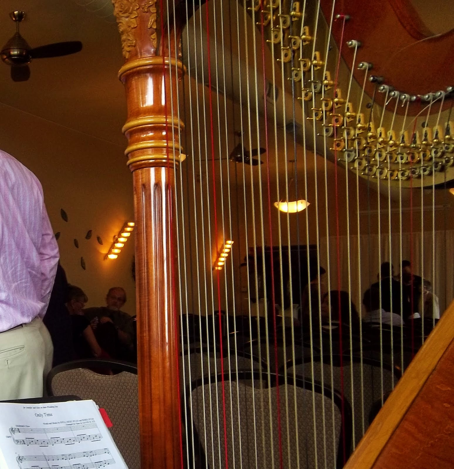 The Classic Harpist: South Bend Wedding Music
