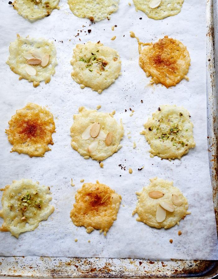 Cheese Crisps: How Do You Make Cheese Crisps?