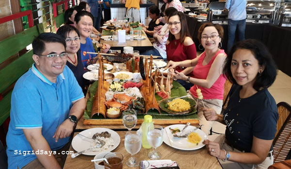 Blackbeard's Seafood Island Bacolod - boodle fights - Bacolod restaurants - Ayala Malls Capitol Central - Bacolod blogger