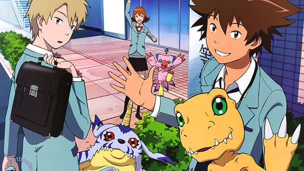 Digimon Adventure tri Kokuhaku