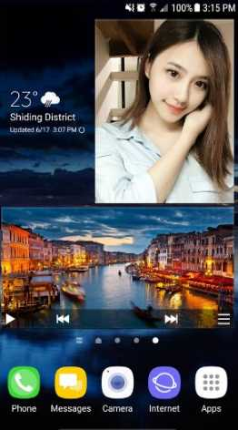 photo gallery for android