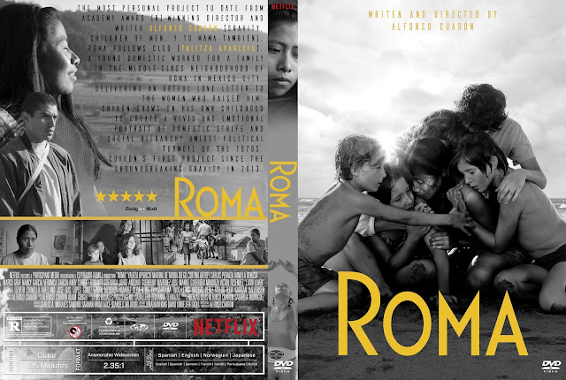 Roma DVD Cover
