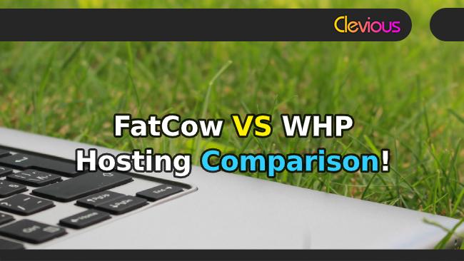 FatCow VS WebHostingPad Hosting Comparison - Clevious