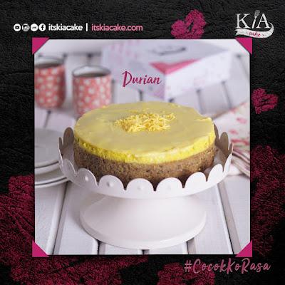 Kia Cake Varian durian