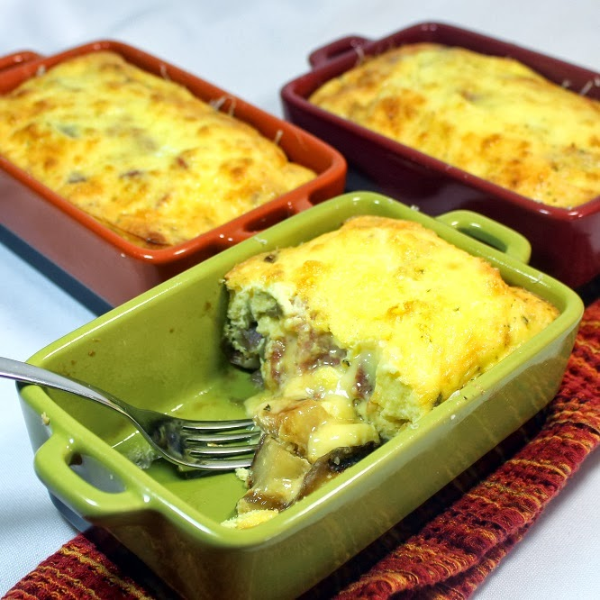 52 Ways To Cook: Sage Strata