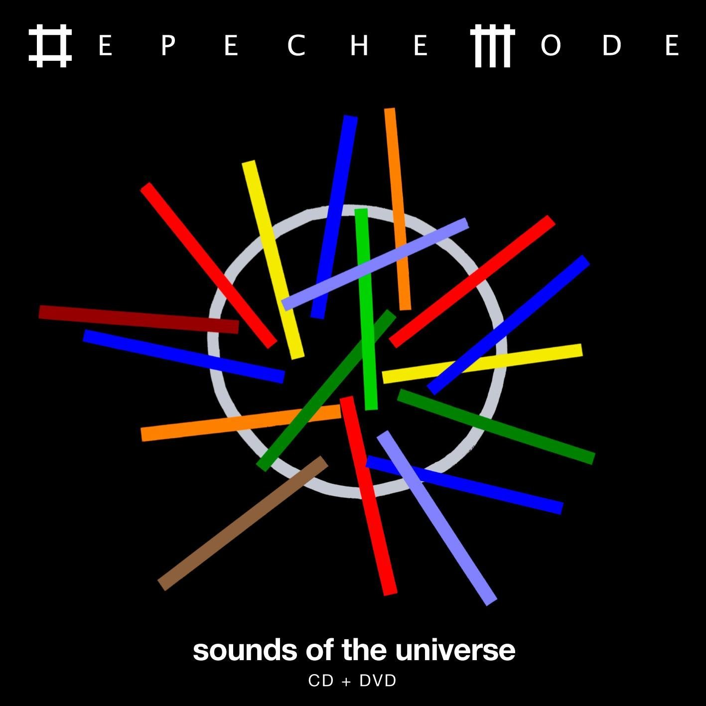 Depeche Mode lança o álbum Sounds of the Universe,