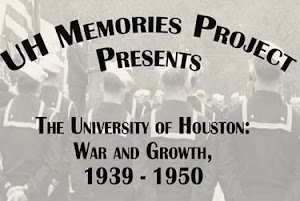 UH and Houston WWII