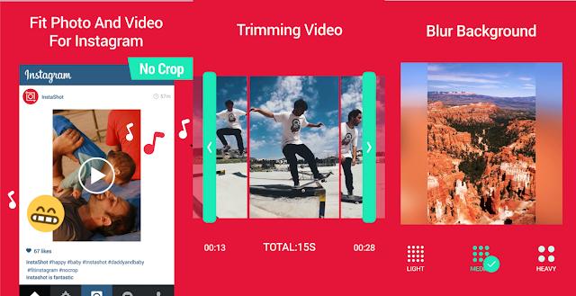 أفضل تطبيق للتعديل على الصور والفيديو الكتابة والتقطيع والتعديل Video Editor