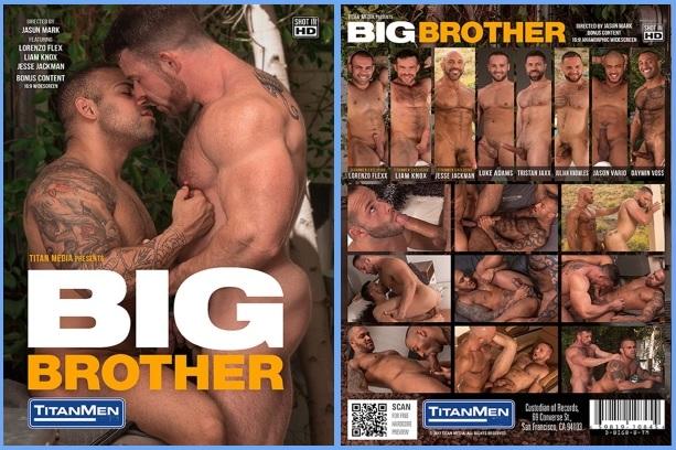 TitanMen-Big-Brother-DVD-Gay-Porn-Gayrado-Online-Shop