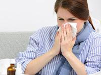 Tips Mengatasi Pilek Atau Flu Yang Berkepanjangan