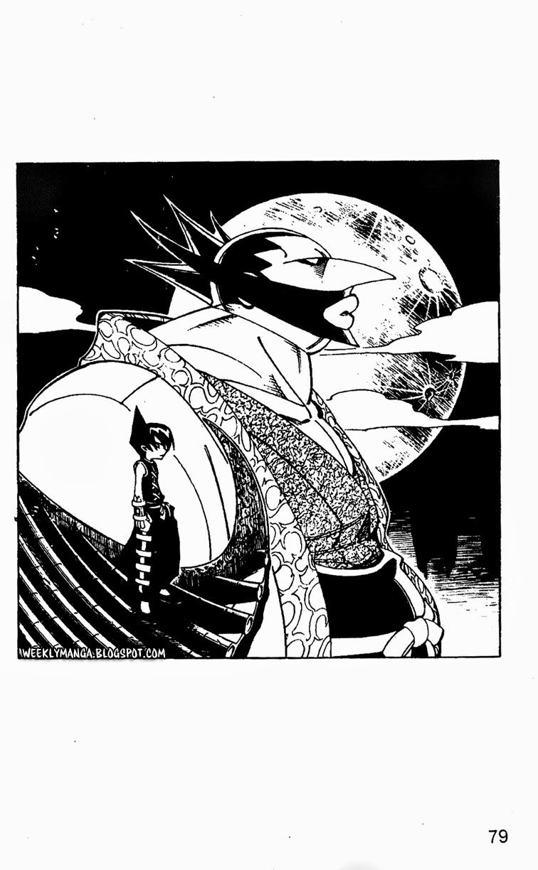 Shaman King [Vua pháp thuật] chap 145 trang 5