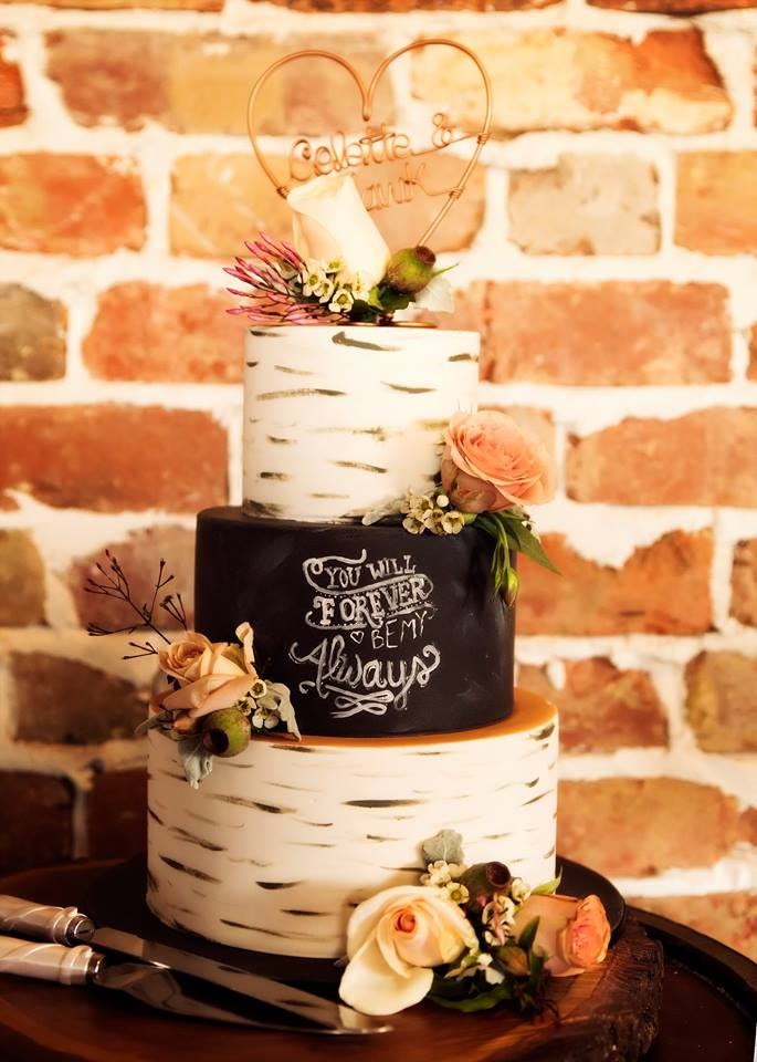 BOHEMIAN WEDDING CAKES GOLD COAST