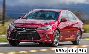 Toyota Camrry Hải Phòng