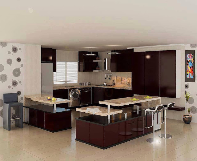 Amazing European Kitchen Cabinets design ideas 2016