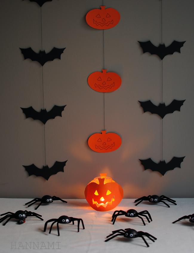 Halloween Askartelu
