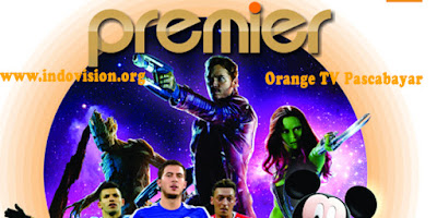 Daftar Channel Paket Orange TV Pascabayar