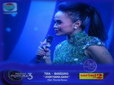 "Tika Bandung lagu ""JOGET SAMA-SAMA"""