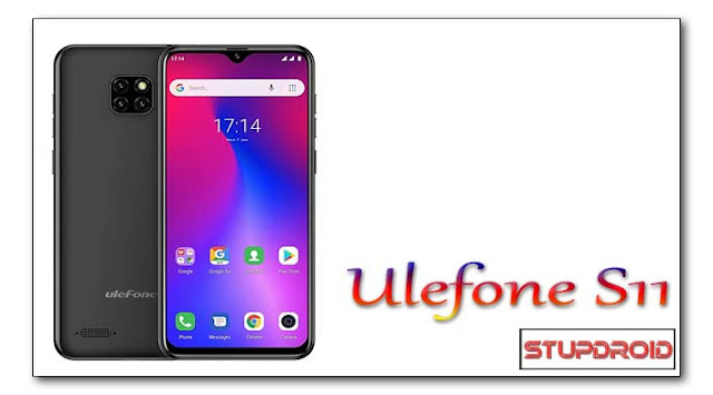 How to unbrick Ulefone S11 Install Stock ROM