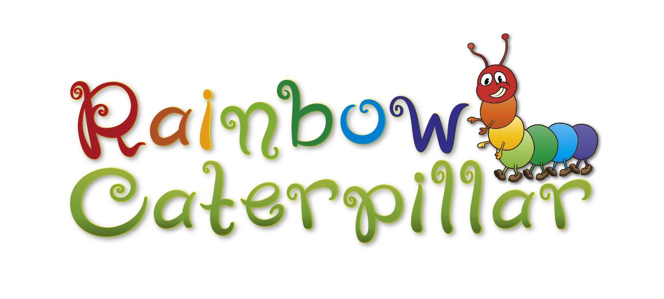 Image result for rainbow Caterpillar