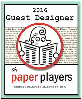 The Paper Players Guest Designer