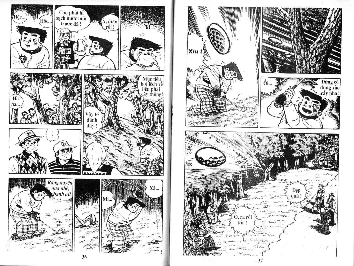 Ashita Tenki ni Naare chapter 41 trang 17