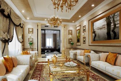 Tren Desain Interior Ruang Tamu yang Elegan