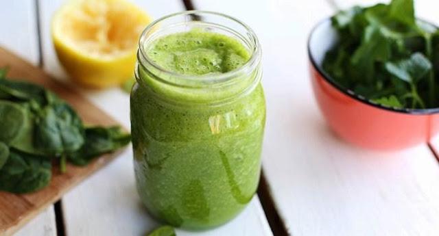 Green Smoothies Untuk Mencegah Sakit Perut