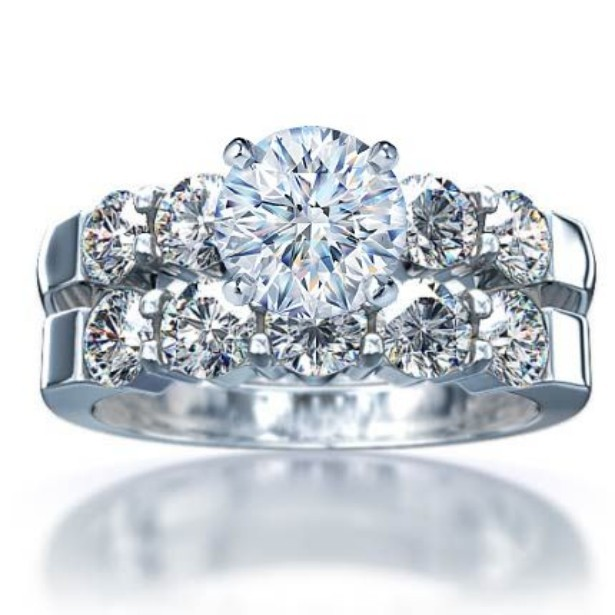 Maybe you would like to learn more about one of these? World Most Beautiful Expensive Wedding Rings Pics   Walls ...