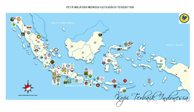21 Kopi Terbaik Indonesia yang Sudah Mendapat Sertifikat Indikasi Geografis (IG)
