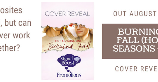 Cover Reveal, Release Blitz - EJ Smyth - Burning Fall