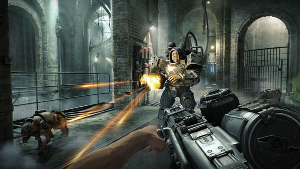 Wolfenstein The Old Blood PC Full Español