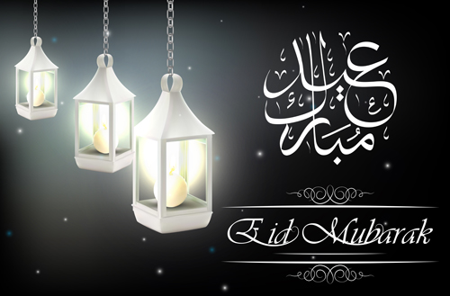 Eid-mubarak-background-vector