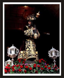 Salida Extraordinaria de Nuestro Padre Jesús Nazareno de Loja por su 400 aniversario fundacional