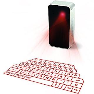 show me laser keyboard
