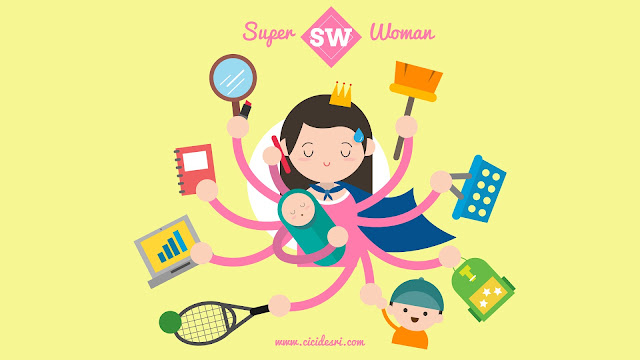 5 ide serhana merawat diri untuk mama super sibuk, mama muda, working mom, fulltime mom, ibu rumah tangga, mama bahagia, ibu bahagia