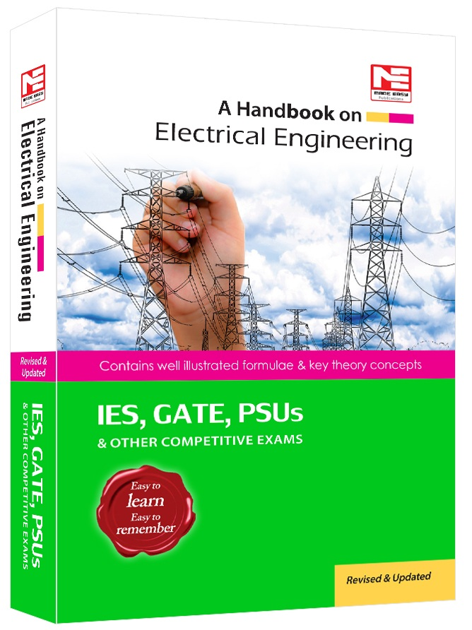 A Handbook on Electrical Engineering by Made Easy ...