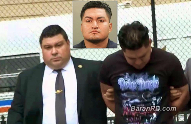 El salvadoreño ilegal Ever L. Martínez Reyes