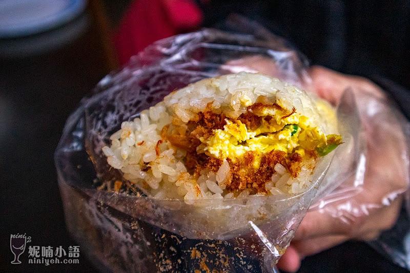 【台北大同區美食】津津豆漿。讓英雄也落淚的韭菜炸蛋餅