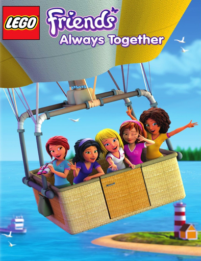 Ver Lego Friends: Always Together (2016) Online