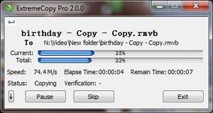تحميل برنامج الكمبيوتر, تحميل برنامج تسريع النسخ, تحميل برامج الجهاز, تحميل برنامج تسريع نقل الملفات, برنامج تسريع نسخ الملفات, تحميل برنامج ExtremeCopy لتسريع نقل الملفات, برنامج ExtremeCopy لتسريع النسخ