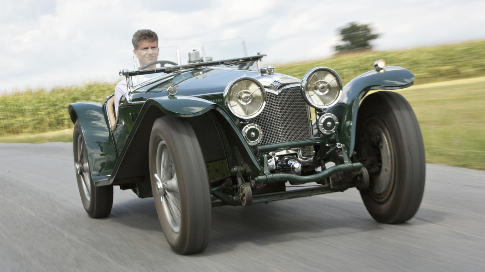 1935 Riley MPH Two Seater Sports: $880,000
