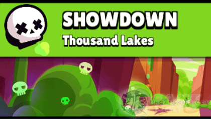 Brawl Stars: Best Brawlers to Play for Showdown Thousand Lakes Map