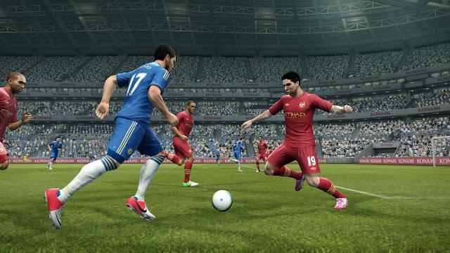 PES Pro Evolution Soccer 2013