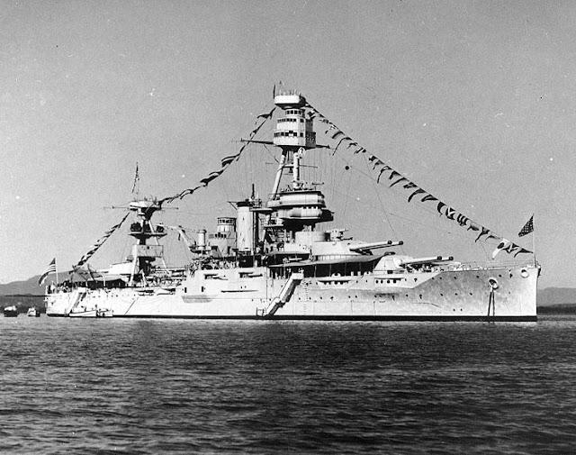 27 October 1940 worldwartwo.filminspector.com USS Texas
