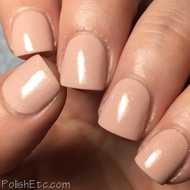Takko Lacquer - Au Naturel - McPolish