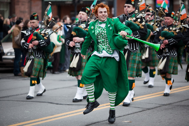Happy St. Patrick's Day Parades Events & Party Ideas