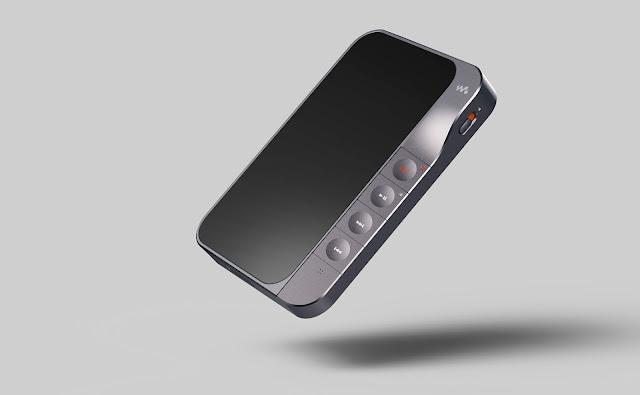 Sony Walkman Slip Ac-100 Remake | 2018 | Concept